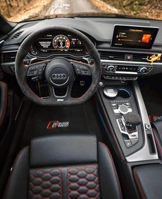 I just picked it up from Audi - Auto - Cars Audi Rs5, Audi Rs7 Sportback, Audi Quattro, Audi A5 Coupe, Porsche, Audi A5 Interior, Luxury Interior, Interior Ideas, Interior Design