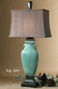 Hastin Table Lamp by Uttermost
