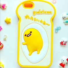 gudetama iphone 7 plus case