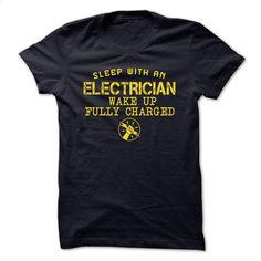 Wake up fully charged  T Shirt, Hoodie, Sweatshirts - make your own t shirt #tee #shirt