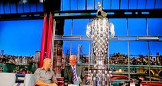 VIDEO: Tony Kanaan on The Late Show with David Letterman - Racer.com