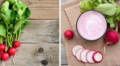 Jugo Detox de rabanos y zanahoria para adelgazar Weight Loss Detox, Weight Loss Smoothies, Healthy Juices, Body Detox, Get In Shape, Beachbody, Smoothie Recipes, Food And Drink, Healthy Recipes