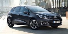 Kia Ceed GT | New Kia Ceed GT for sale from Jennings
