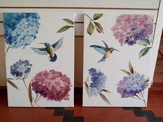 telas 50x70 pintadas a mão