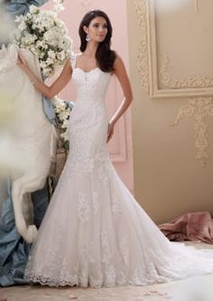 Mon Cheri Bridals Wedding Dresses