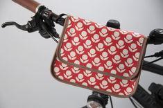Nähanleitung Umhängetasche und Fahrradtasche - Schnittmuster und Nähanleitungen bei Makerist