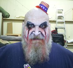 clown makeup with beard | posted: February 27 @ 12:12am ...