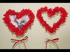 Serce dla babci i dziadka - YouTube Toddler Valentine Crafts, Valentine Box, Christmas Crafts For Kids, Toddler Crafts, Preschool Crafts, Paper Flowers Craft, Paper Roses, Flower Crafts, Paper Crafts