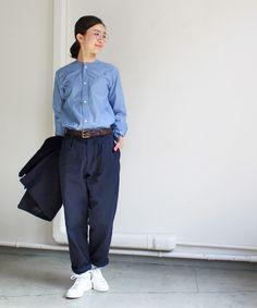 Cozy Fashion, Fashion Mode, Japan Fashion, Minimal Fashion, Unisex Fashion, Denim Fashion, Girl Fashion, Autumn Fashion, Womens Fashion