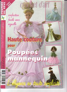 Free Copy of Pattern - Haute Couture