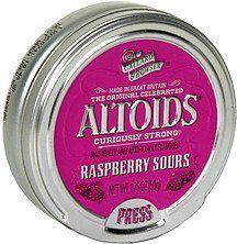 Altoids Raspberry Sours