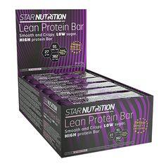 Köp 24 x Lean Protein Bar, 27 g hos Bodystore.com