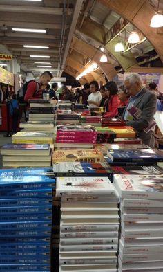 """Más de 35.000 #libros vendidos en una #Feria con un """"balance positivo"""""""