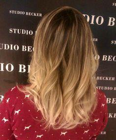 ombre hair em cabelo curto - Pesquisa Google