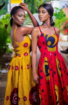 African fashion is available in a wide range of style and design. Whether it is men African fashion or women African fashion, you will notice. African Print Dresses, African Dresses For Women, African Wear, African Attire, African Fashion Dresses, African Women, African Prints, Ankara Fashion, African Style