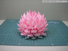 WHAT'S MINE IS OUR: Origami - Lotus Grande - Big Lotus