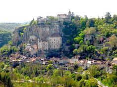 Pilgrimage to Rocamadour - Dordogne
