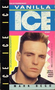 Ice ice baby!!! - Vanilla Ice - MEMORIES - 80's music / rap