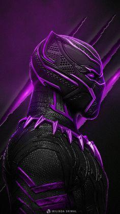 Black Panther wallpaper by Milinda_Srimal - f15f - Free on ZEDGE™