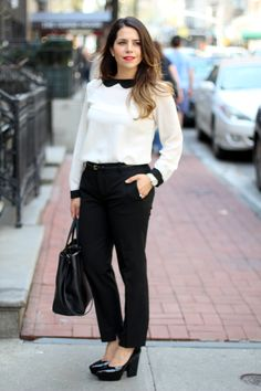 What to Wear on the First Day of Work | Corporate Catwalk by Olivia | Fashion Blogger in the Corporate World