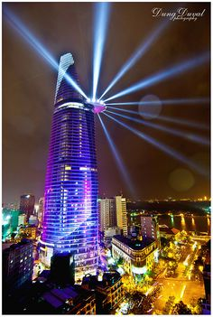 Bitexco Financial Tower, Saigon