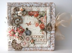 beautiful!can be used as a photo frame, a diary cover or even a card.