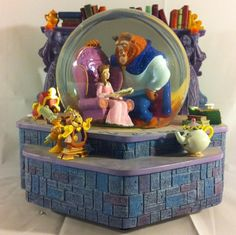 Disney Belle and Beast and Friends
