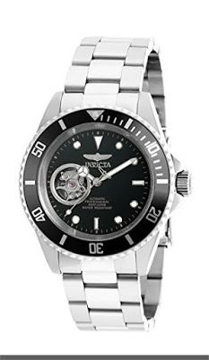 Invicta Men's 'Pro Diver' Stainless Steel Automatic Watch, Color:Silver-Toned (Model: 20433) $59.99 & FREE Shipping. Details & FREE Returns