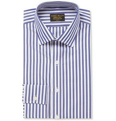 Stripes shirt for nights out