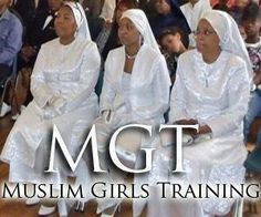 Nation of Islam The most beautiful women in the world.