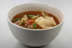 Slankesuppe tab 5 kg på 7 dage en opskrift fra Alletider kogebog Soup Recipes, Vegetarian Recipes, Cooking Recipes, Healthy Recipes, Lchf, Food And Drink, Yummy Food, Baking, Ethnic Recipes