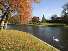 NEW YORK ~ The Robert Harding Village Green in East Hampton, Long Island.