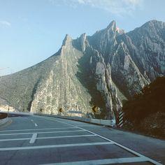 La Huasteca. #nuevoleon #instagood #rockclimbing #cool #love
