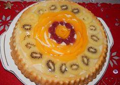 Pudingos gyümölcstorta | Antukné Ildikó receptjeCookpad receptek Hungarian Recipes, Hungarian Food, Cookies, Cake, Recipes, Crack Crackers, Hungarian Cuisine, Biscuits, Kuchen