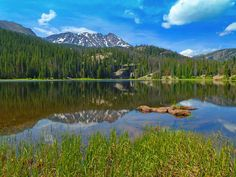 ProTrails   Surprise Trailhead: Surprise Lake and Tipperary Lake, Summit County - Eagle County - Clear Creek County, Colorado