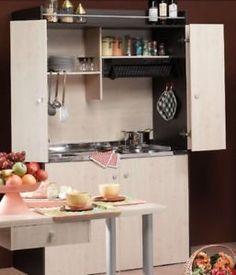 Cucina armadio - Paino Mobili   Monoblocco cucine   Pinterest