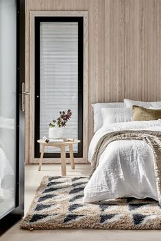 A minimal home in rattan and rust by Susana vento stylist Ikea Malm Bed, Soundproof Panels, Minimal Home, Interior Decorating, Interior Design, Asian Decor, Decoration Design, High Quality Furniture, Japanese Design