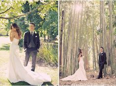 Los Angeles Wedding with Vintage Details Photographed by Love and Lemonade Photography