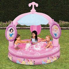 Disney Princess Canopy Pool