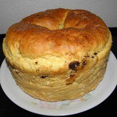 Egy finom Csokoládés panettone (olasz ünnepi kalács) ebédre vagy vacsorára? Csokoládés panettone (olasz ünnepi kalács) Receptek a Mindmegette.hu Recept gyűjteményében! Ring Cake, Hungarian Recipes, Bagel, Scones, Baked Goods, Muffin, Easter, Sweets, Bread