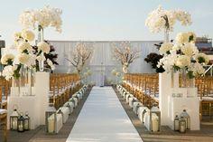 55 Most Spectacular Wedding Ideas. http://www.modwedding.com/2014/01/31/55-spectacular-wedding-floral-designs-tantawan-bloom-nyc/ #wedding #weddings #reception #centerpiece #ceremony