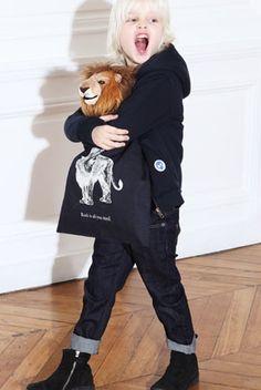 Zadig Fall/Winter 2012-13 #Fashion #Kids