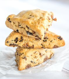 These honey-fig scones boast a wonderful flavor combination of figs and honey, along with the better-for-you addition of white whole wheat flour.