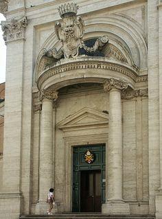 Sant'Andrea al Quirinale, Rome, by Bernini, 1658-70.
