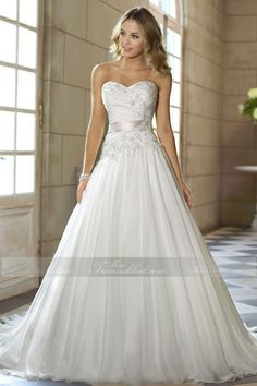 Prinzessin Brautkleid WD131  wedding  Pinterest