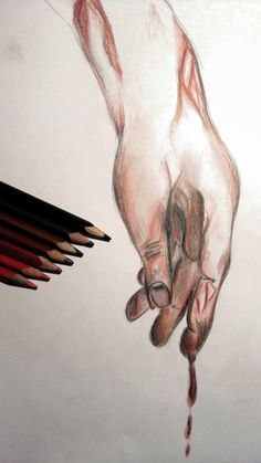 #blood #hand