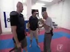 Krav Maga - Bursting