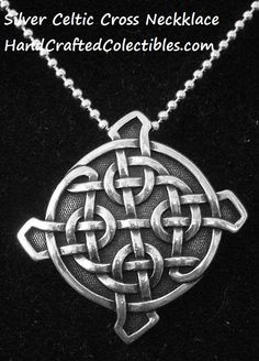 Sterling silver celtic cross necklace sterling silver st patrick sterling silver celtic cross necklace sterling silver st patrick cross pendant necklace with a sterling silver celtic cross necklaces and pendants aloadofball Choice Image