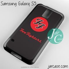 Foo Fighters Logo Phone case for samsung galaxy S3/S4/S5