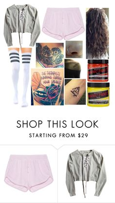 """""""Untitled #1372"""" by thugpugbri ❤ liked on Polyvore featuring True Religion"""